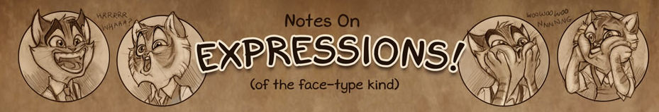 Notes on Expressions by Tracy J. Butler